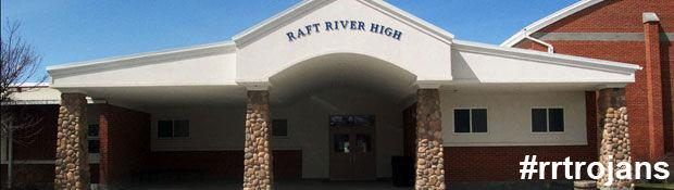 Raft River high school  - do not use or edit