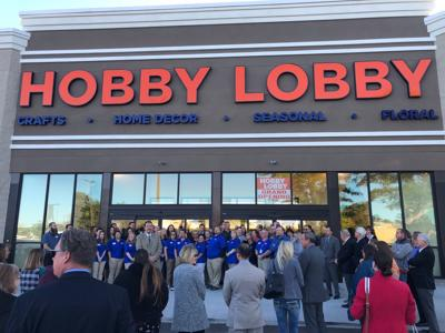 News Bite Hobby Lobby Is Now Open At The Magic Valley Mall