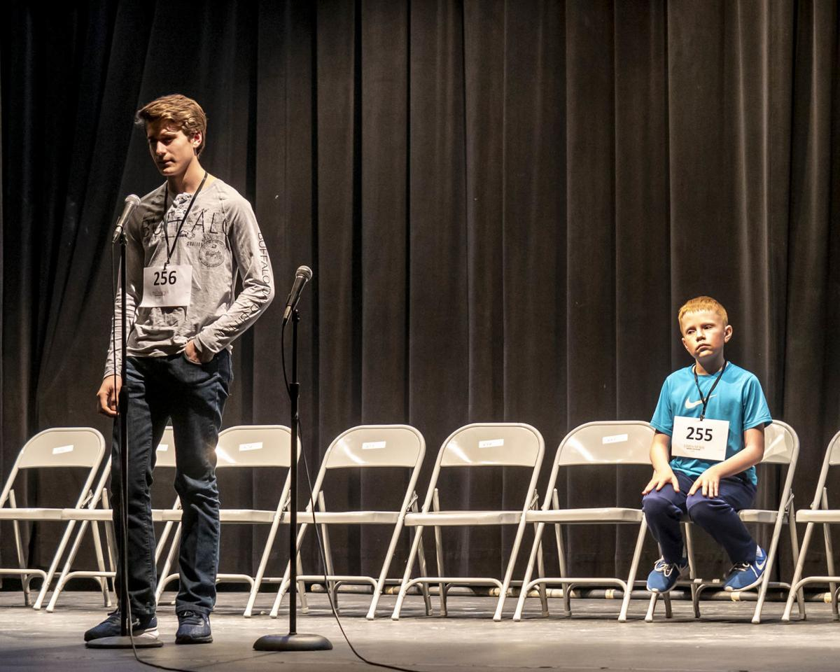 Times-News Spelling Bee - Final 2