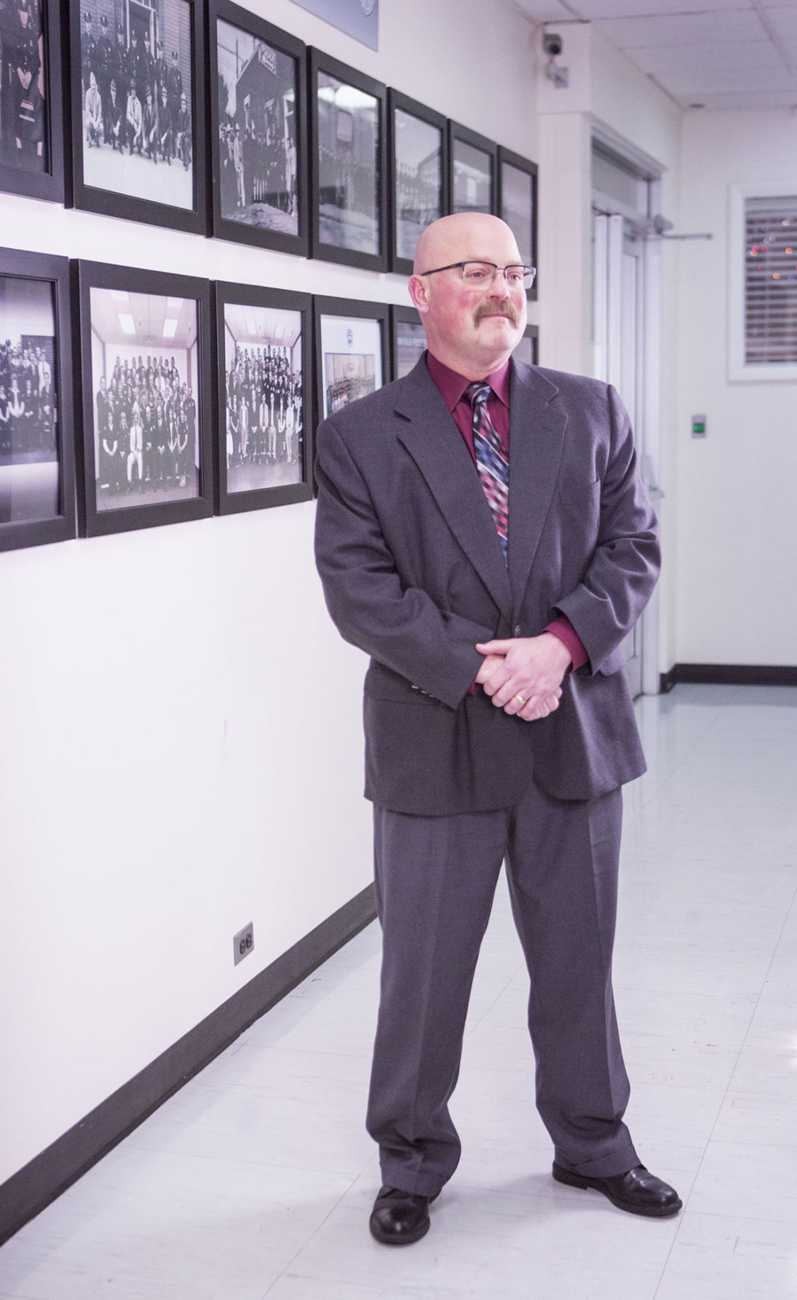 Police Chief Craig Kingsbury