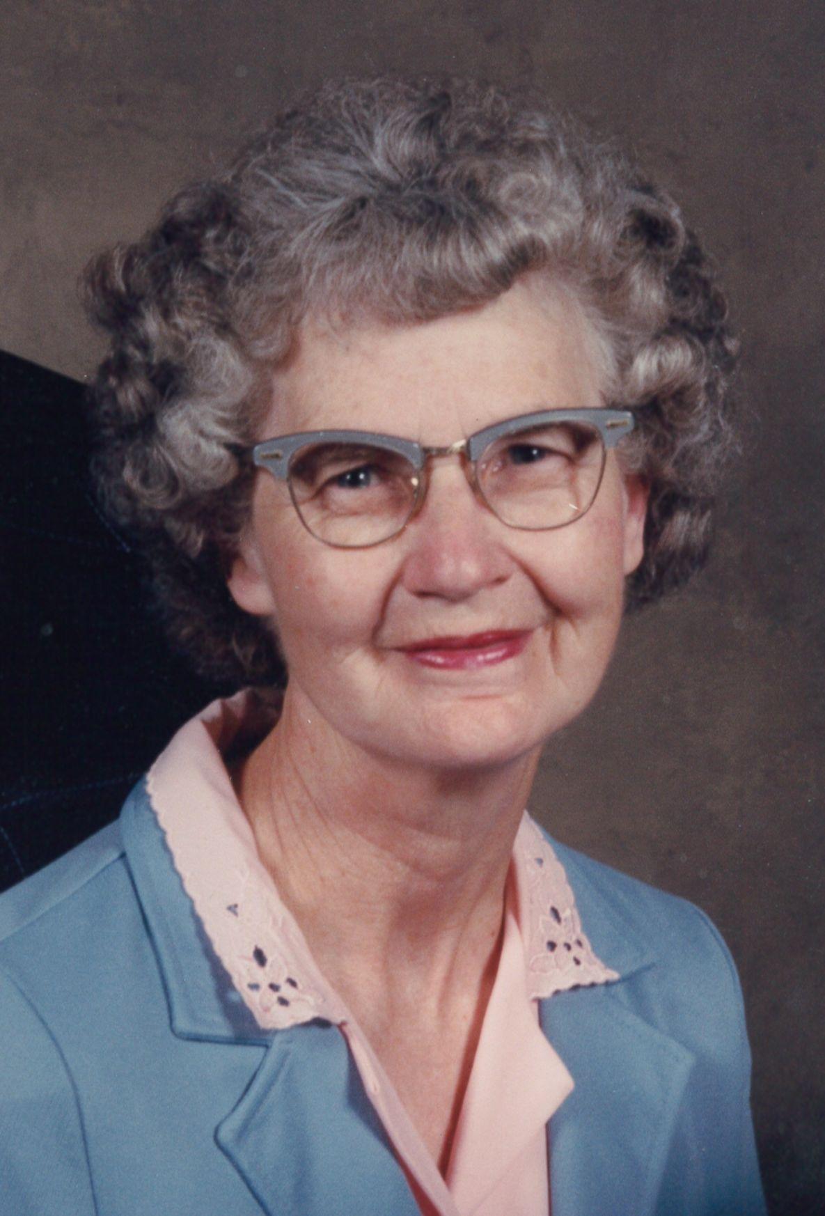 Obituary: Ester Ruth (Brunsdale) Eldredge