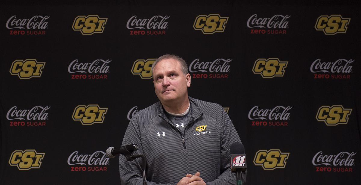 Jim Cartisser named CSI volleyball coach