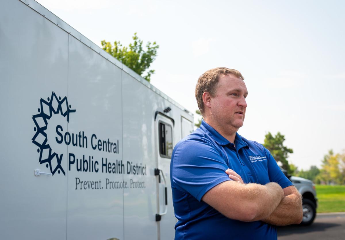 Coronavirus cases in Idaho