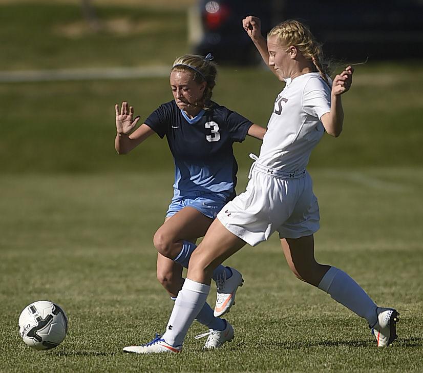 Girls Soccer - Twin Falls Vs. Canyon Ridge