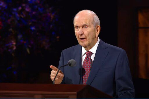Mormon president calls on members to help end racism
