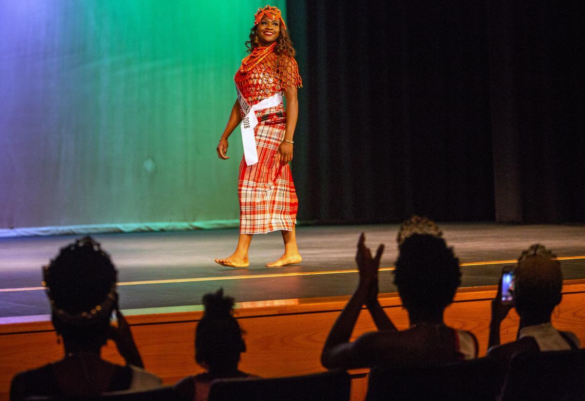 Miss Africa Idaho