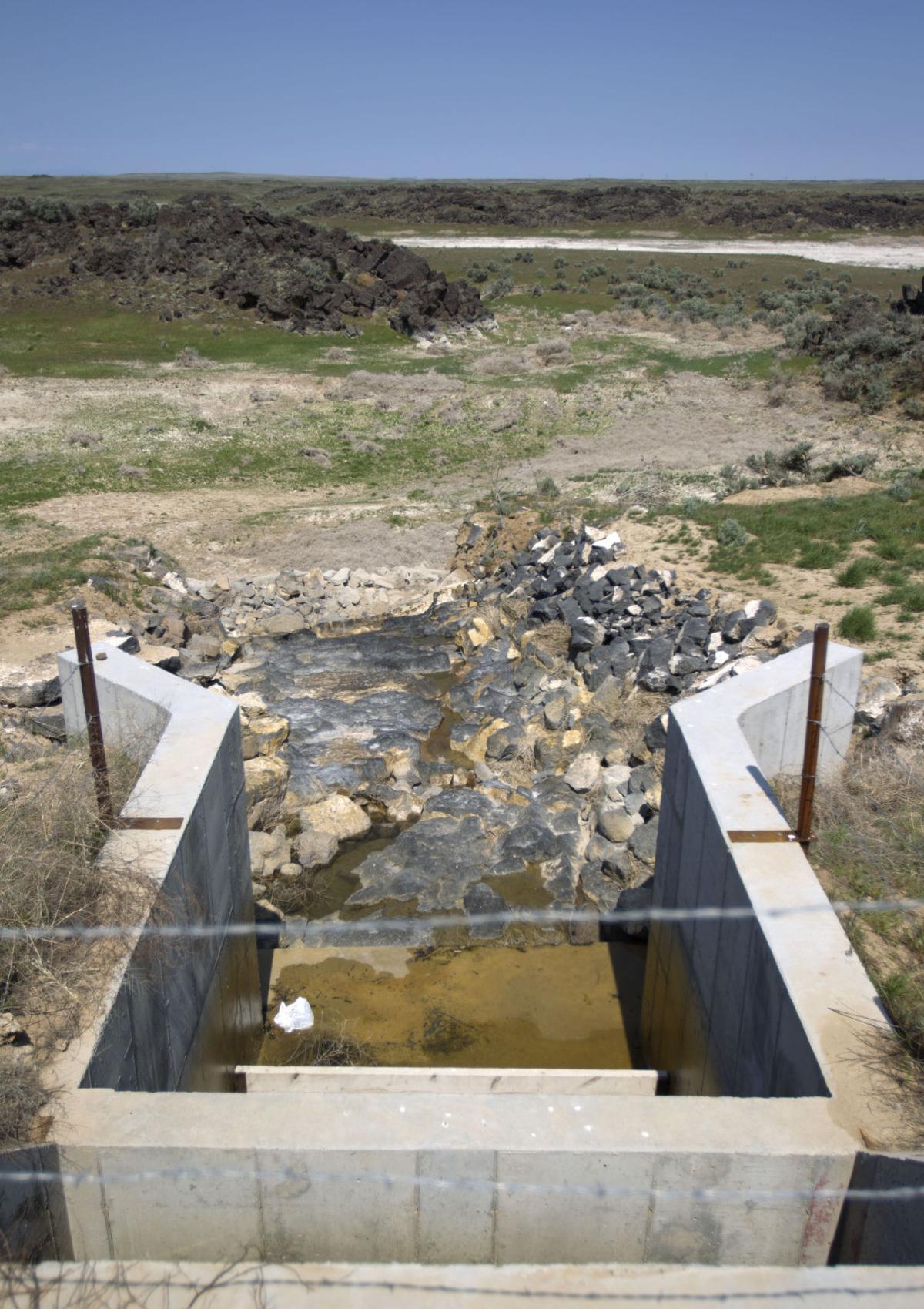 Aquifer Recharge Basin