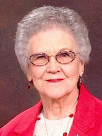 Obituary: Ima Mae McCandless Bluteau