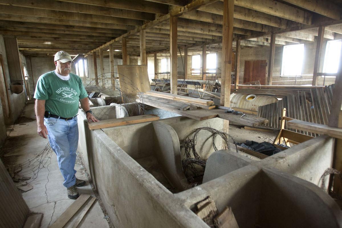 The Henry Schick Barn