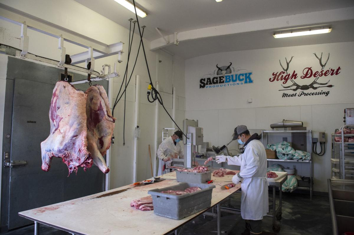 The nation's meat supply