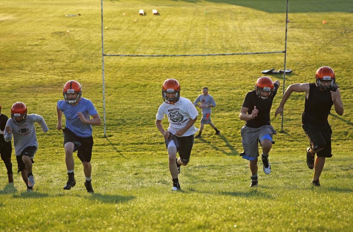 Glenns Ferry High School football