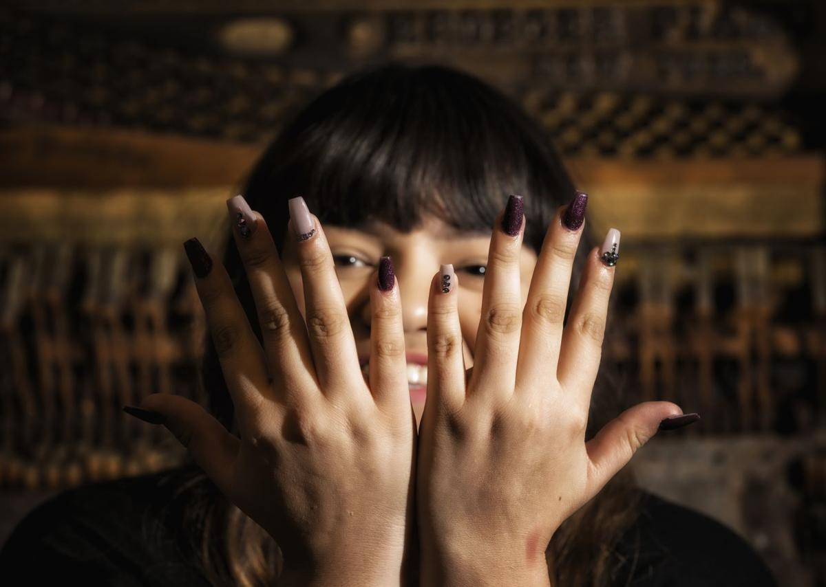 Nails, the art of self expression