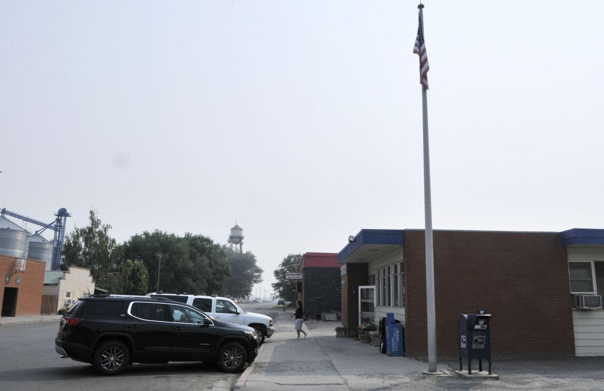 Paul Post Office flag