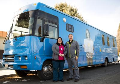 Mobile Dentist Clinic