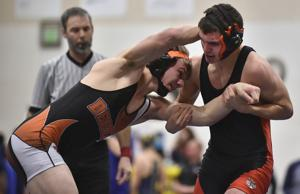 PHOTOS: Wrestling - Magic Valley Classic