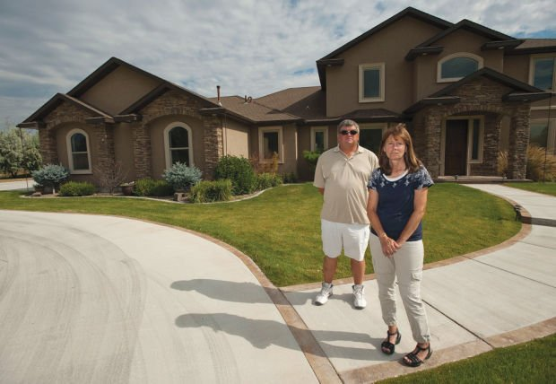 Misplaced Home Lebaron Homes In Twin Falls Faces 500 000 Lawsuit After House Dispute