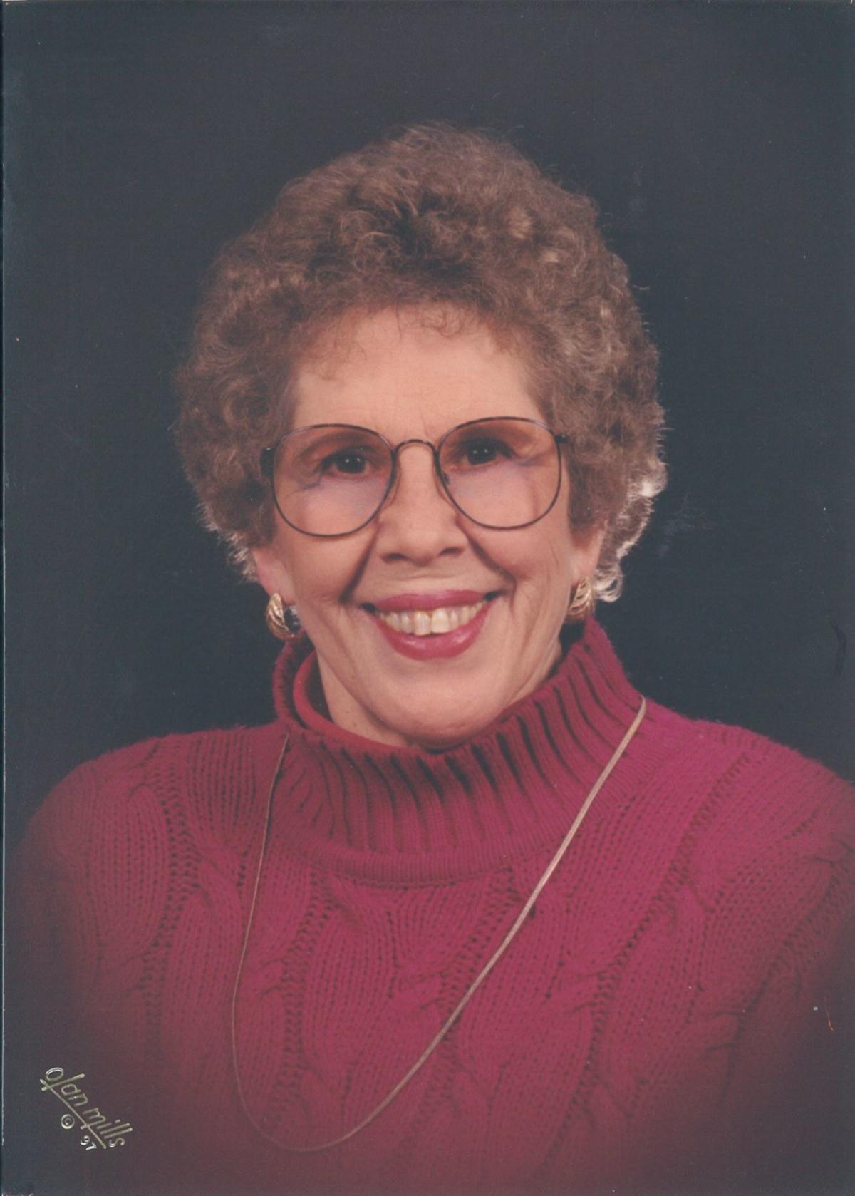 Obituary: Phyllis Jean Wales