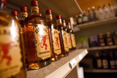Liquor sales in rural areas E1 art