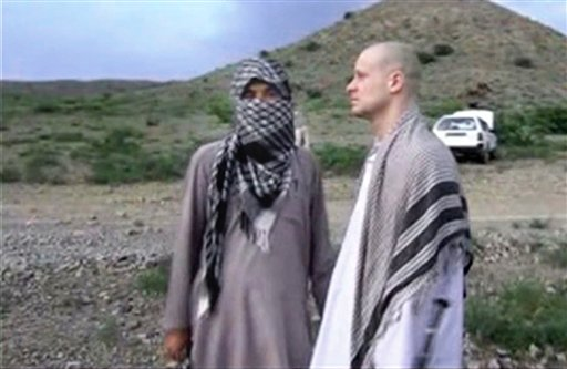 Afghanistan Captured Soldier