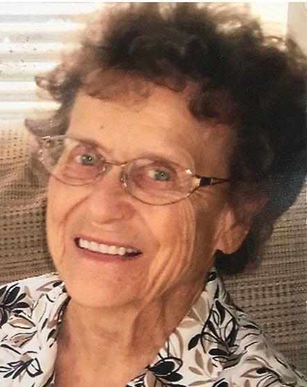 Obituary: Netta Cardon Baum