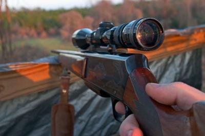 Hunting Stock Image