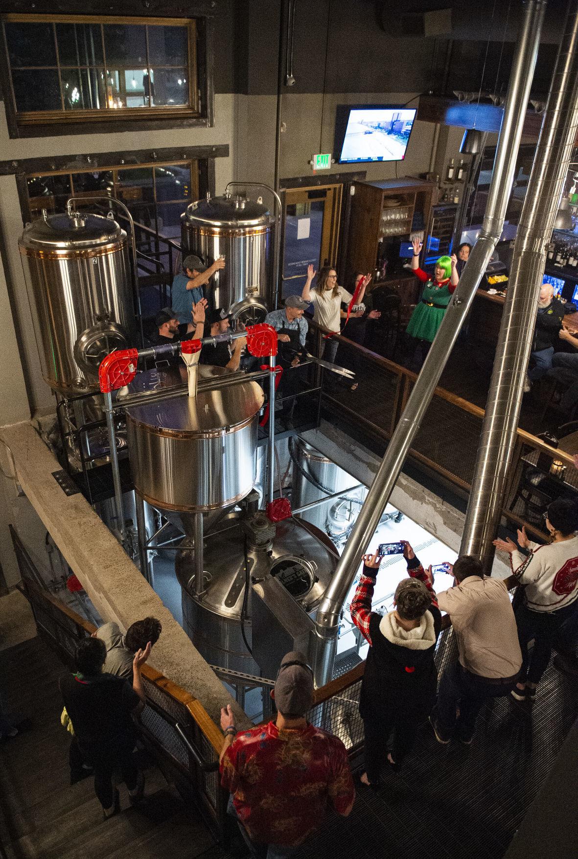 Milner's Gate beer now on tap