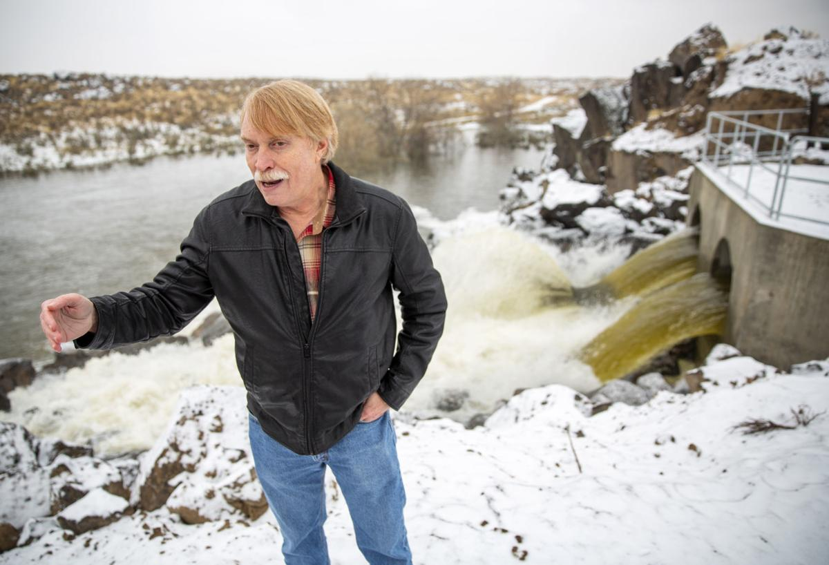 A good winter for aquifer recharge