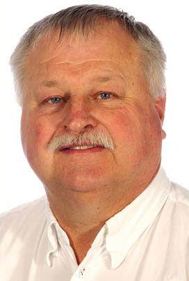 Jerome County Sheriff Doug McFall