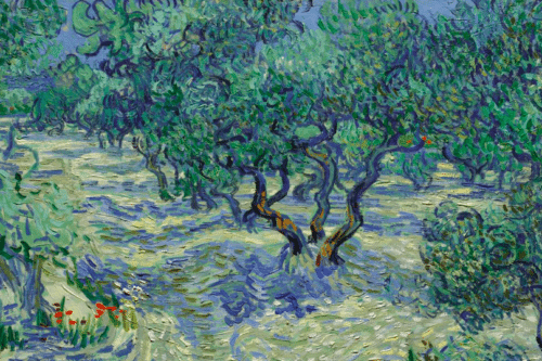 An Actual Grasshopper Was Just Discovered In One Of Van Gogh's Paintings