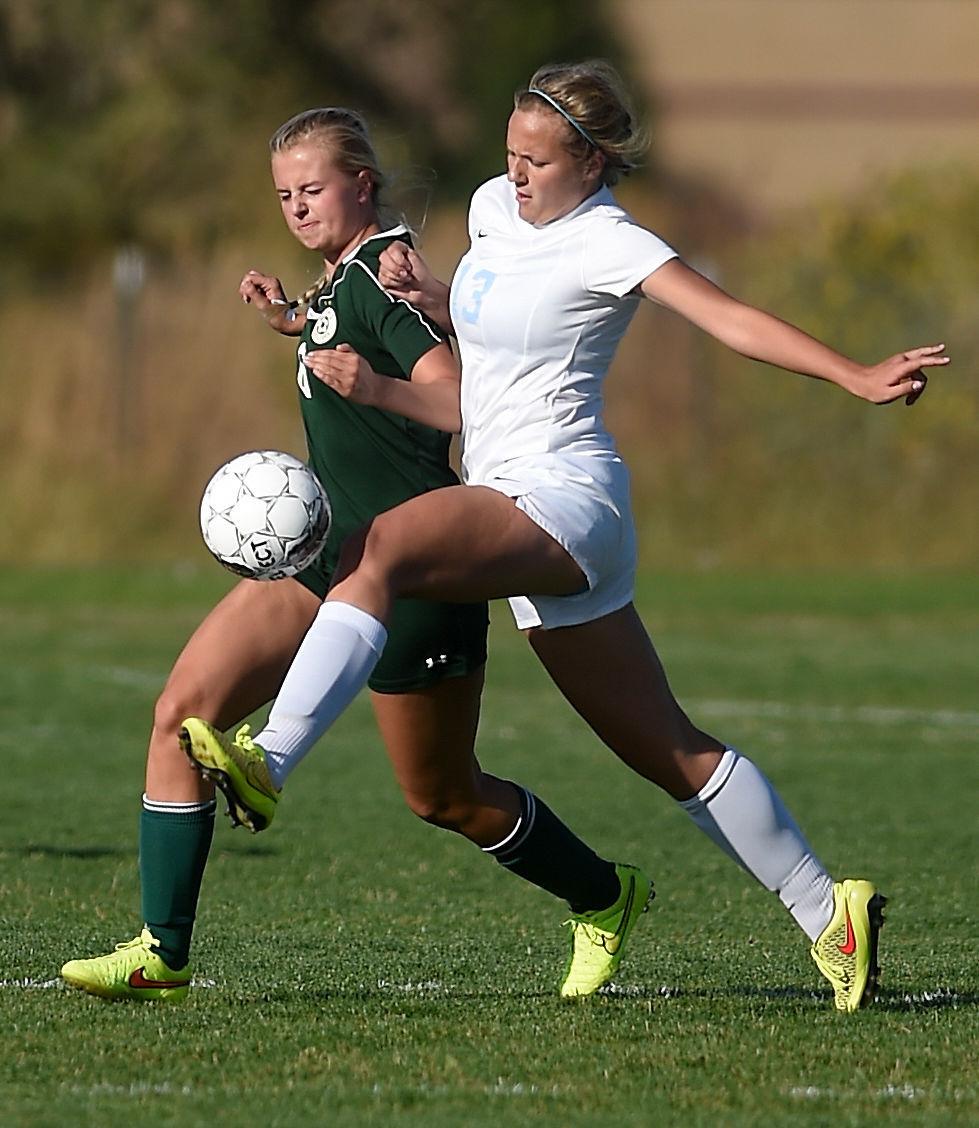 Girls Soccer - Wood River Vs. Twin Falls
