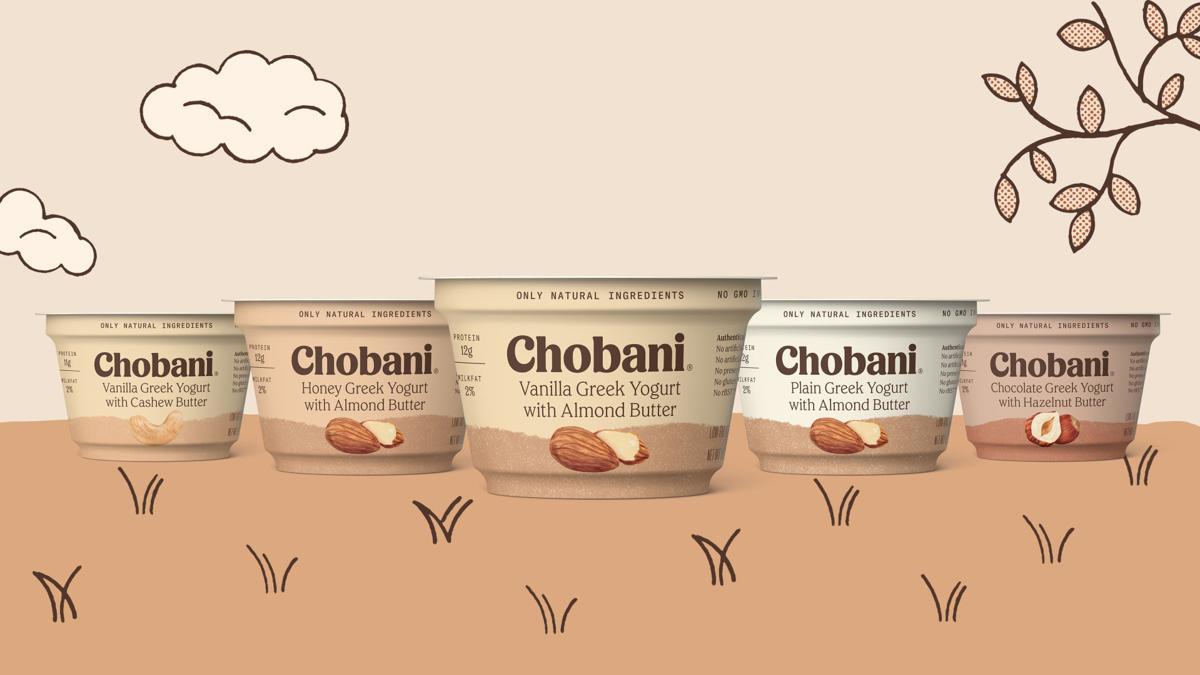 Chobani nut butters