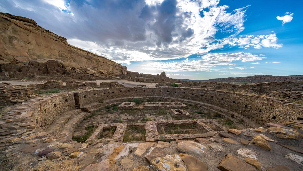 Pueblo Bonito, photo credit Paul Vanderveen 2018