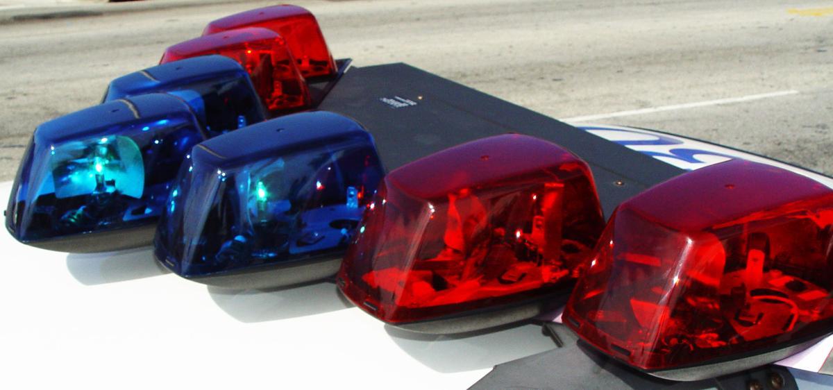 cop police lights