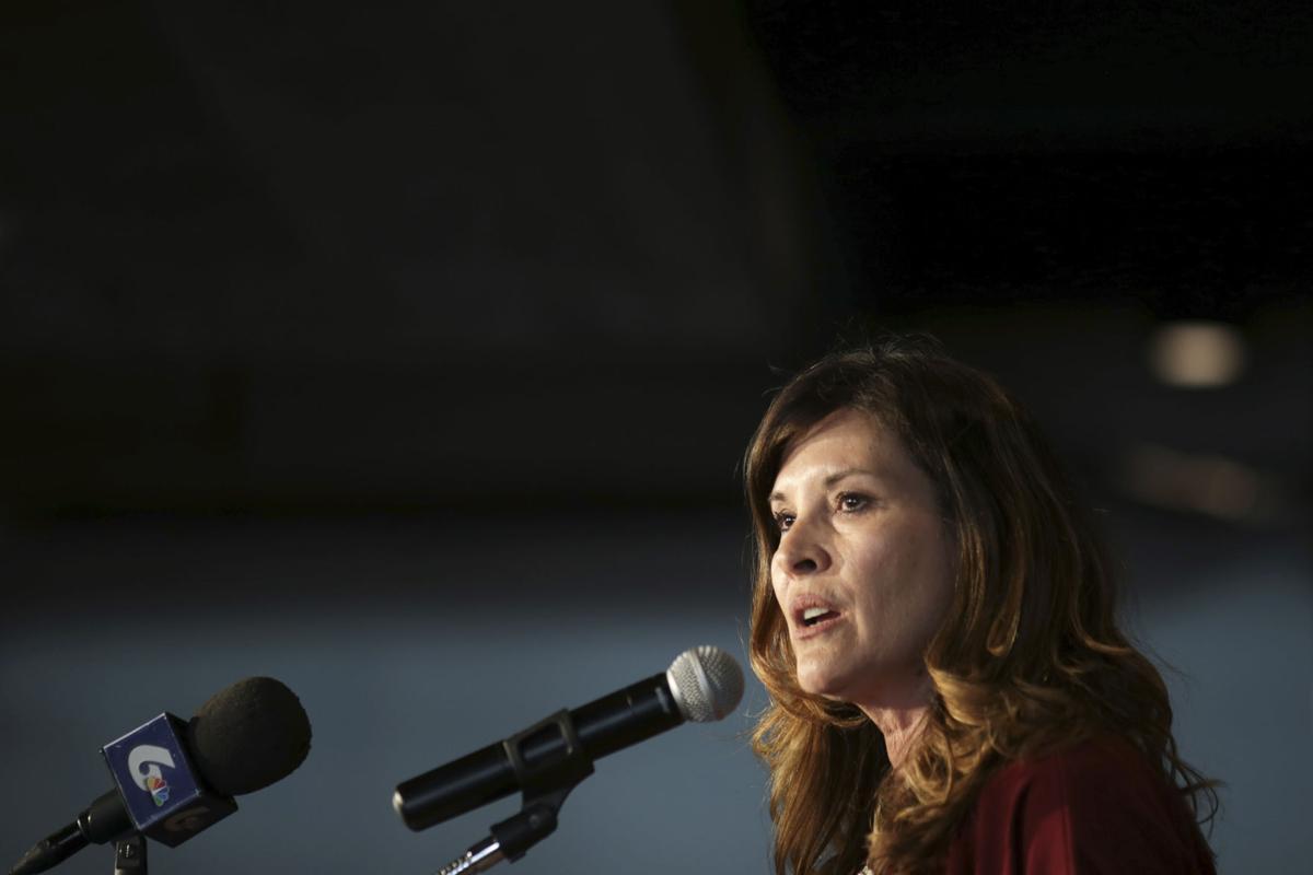 Lt. Gov. Janice McGeachin announces run for Idaho governor