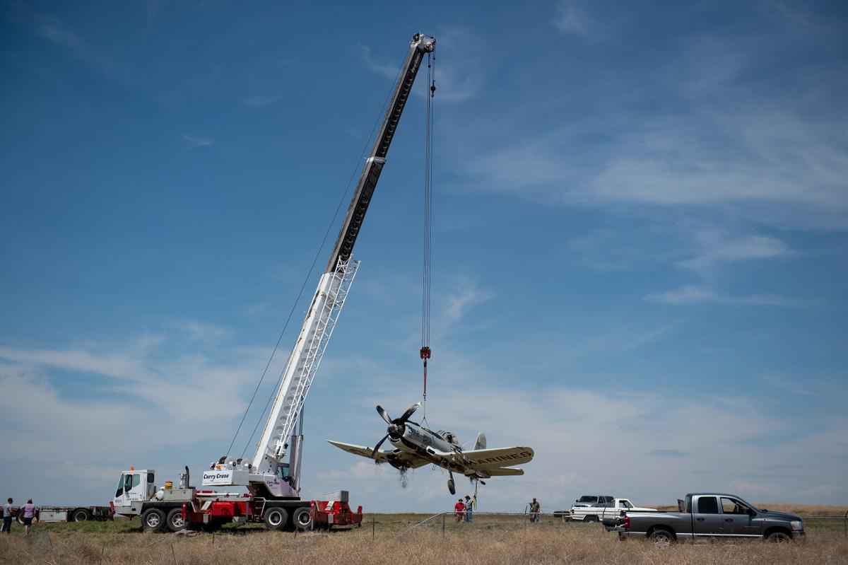Small plane crash at Jerome County Airport