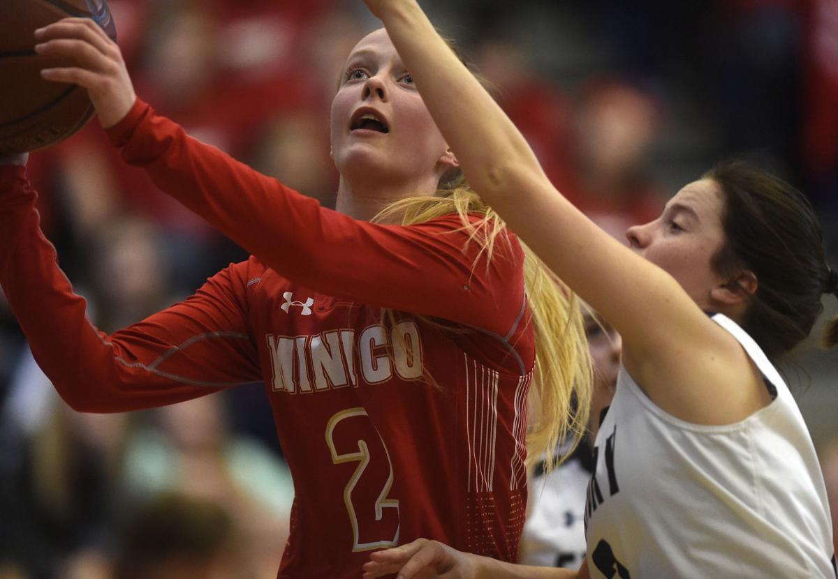 Girls Basketball - Minico Vs. Century