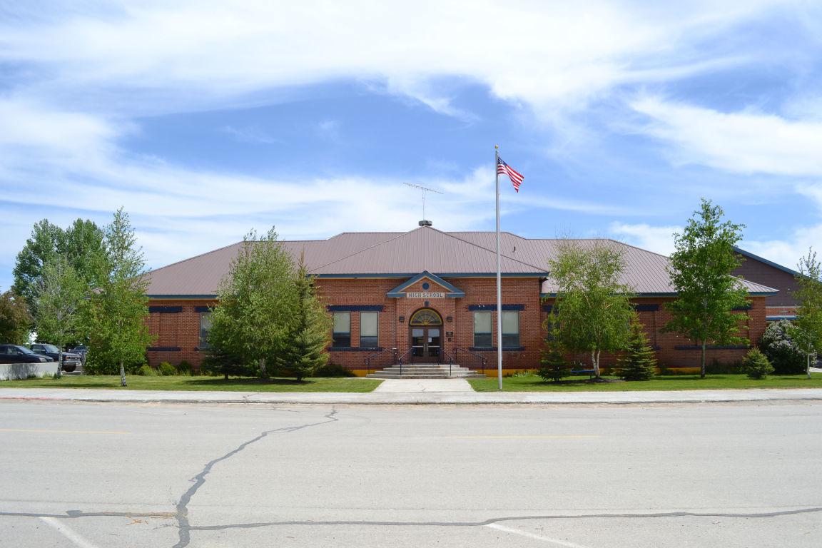Camas County High School