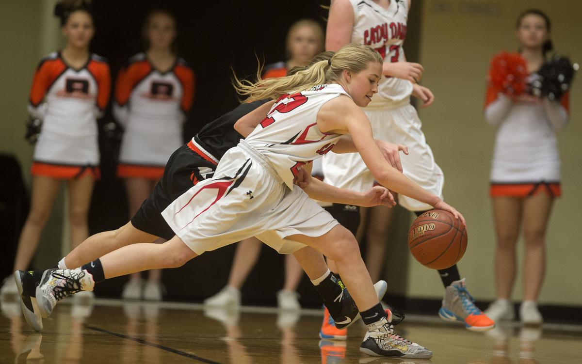 Girls Basketball - Buhl Vs. Kimberly