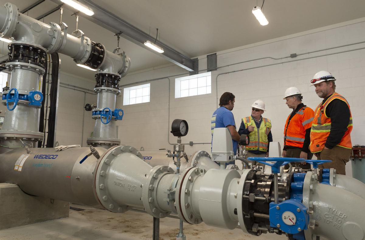 Upgrades nearing completion at Heyburn wastewater plant