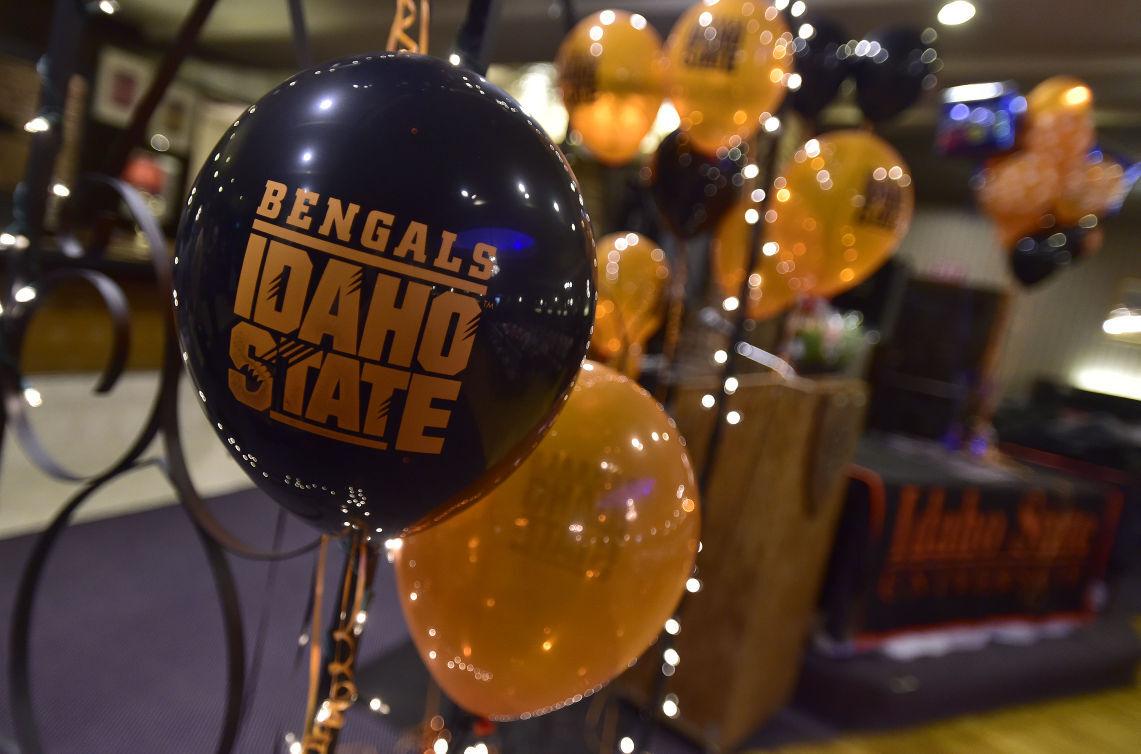Idaho State University graduation
