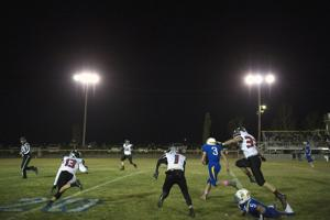 PHOTOS: Football - Oakley Vs. Raft River
