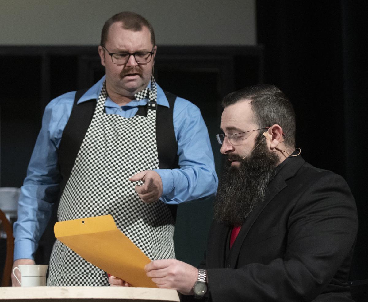 Speakeasy comes to the Orpheum Theatre