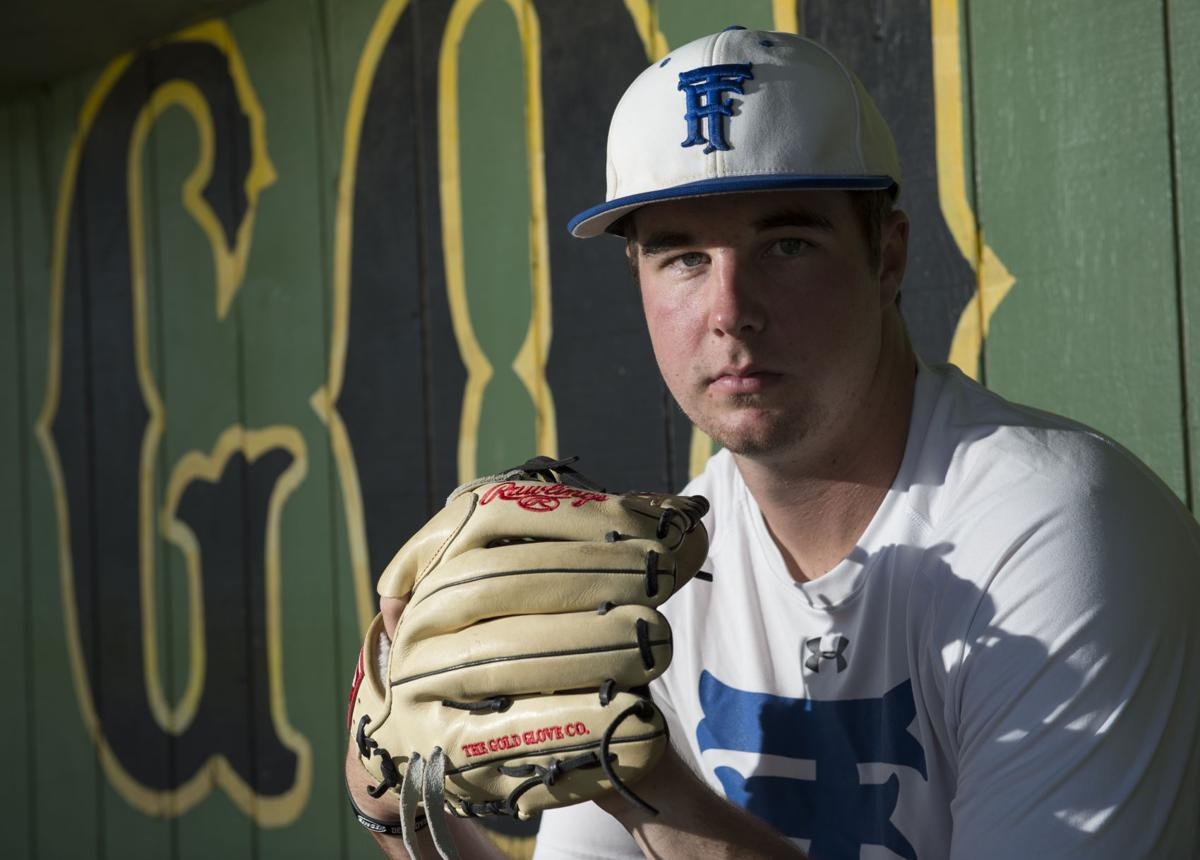 CSI pitcher Skyler Holcomb