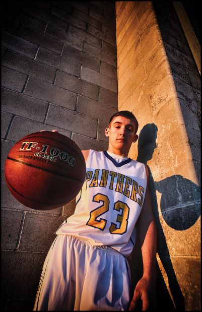 AOY Small Schools: Nate Adamson