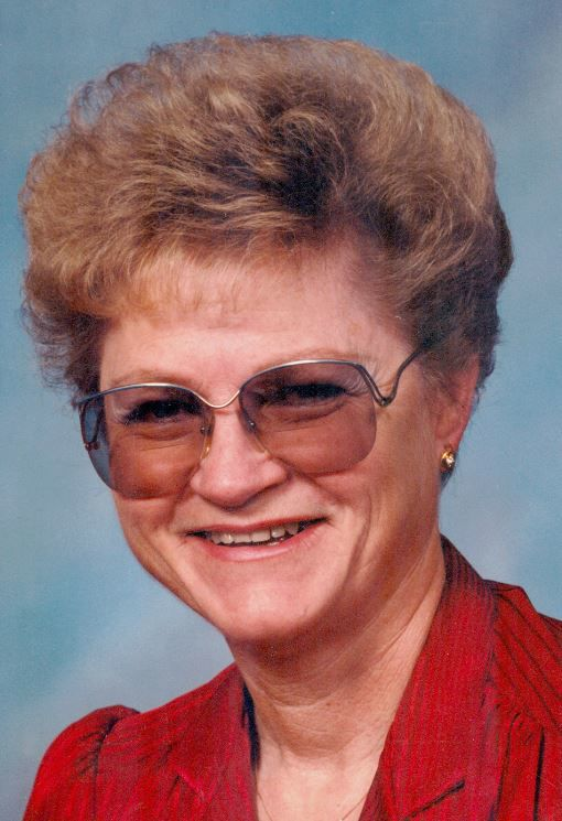 Obituary: Donna Mae Glaesemann Markham Jones