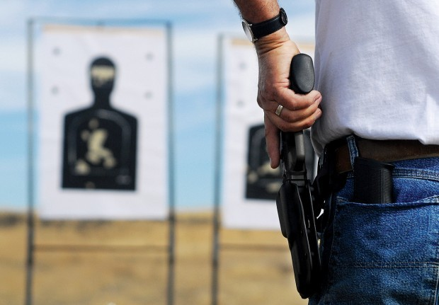 Concealed weapons permits