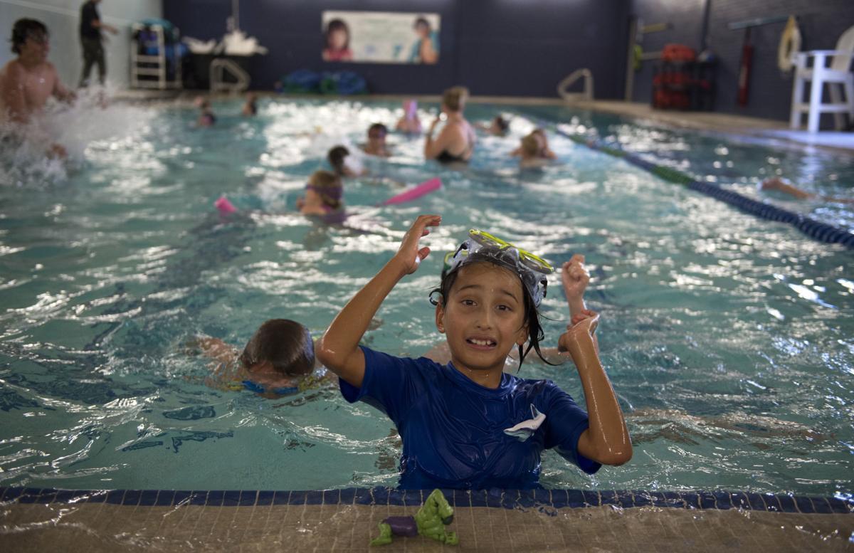 Magic Valley YMCA pool