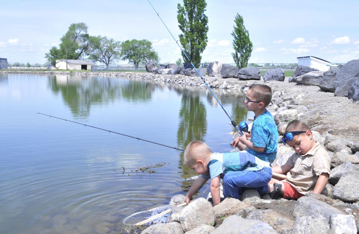 Kids Creek Pond
