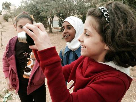 Boisean teaches refugees, here and abroad, the language of hope