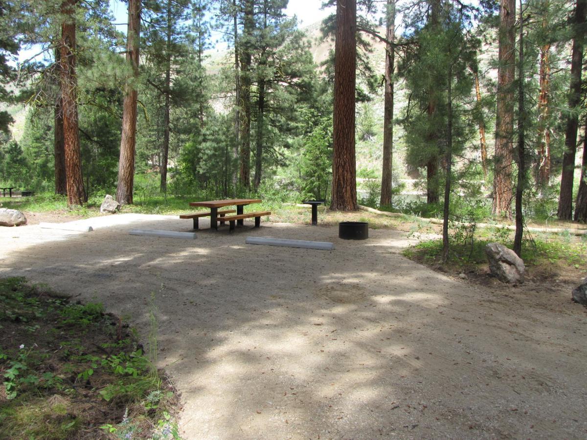 Baumgartner Campground